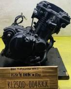 Двигатель Kawasaki KL250R KLR 250 KLR250