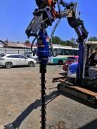 Гидровращатель YDH 4000 на экскаваторы 2-4 тонны