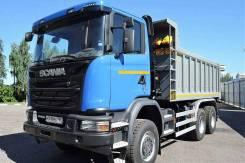 Scania G400 6x6 2014 в разбор