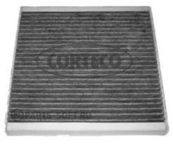 Фильтр салона угольный CC1323 Smart: Fortwo Cabrio 07-, Fortwo купе 07-