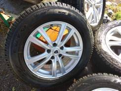 Комплект зимних колёс с литьем