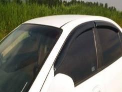 Дефлекторы окон (ветровики) Chevrolet Lanos с 1997/Заз Шанс