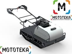Мотобуксировщик Baltmotors (Балтмоторс) Snowdog Twin Pro Zongshen 460, 2020