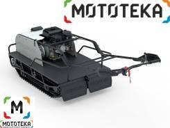 Мотобуксировщик Baltmotors (Балтмоторс) Snowdog Twin Pro Vanguard 400, 2020