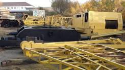 Гусеничный кран ДЭК-631 после капитального ремонта