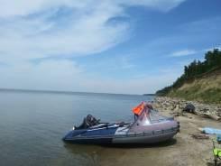 Продам комплект лодку ПВХ днд и мотор Yamaha 9.9-15