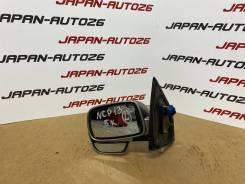 Зеркало левое на Toyota VITZ NCP13