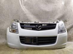 Nose cut Mazda Az Wagon 2011 MJ23S K6A, передний [218232]