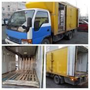 Мебельный фургон 3500кг. Рефка+/-, термос. Сборный, попутный груз. Переезды