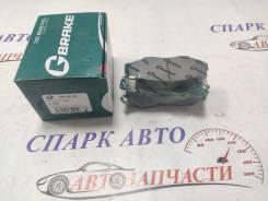 Колодки тормозные G-Brake GP02150