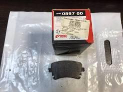 Колодки дисковые з. VW Phaeton 3D2 all, Audi A6 RS6 4.2 02>