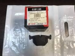 ! колодки дисковые з. BMW E60 2.0i-4.5i/3.0D 03>