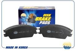 Колодки тормозные дисковые передние Hyundai / Kia Amdbf132
