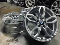 Строгие красавцы на BMW от AGA R17 7.5J ET37