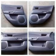 Обшивка двери Mazda 3, Mazda Axela BК