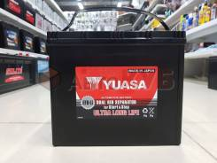 Аккумулятор Yuasa EFB N-65R (75B24R) 50А/ч 500А (Start Stop)