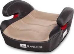 Автокресло-бустер Lorelli Travel LUXE Isofix. М-н Лалипусик