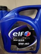 ELF Evolution 900 SXR 5W40, 4л