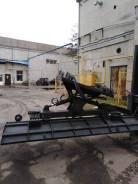 Отвал снежный гидравлический 2800 мм с компенсатором