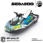 Наклейка на гидроцикл BRP Sea-Doo Spark FarOut