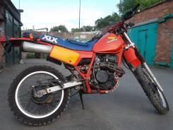 Honda XLX 250 (MD 08) в разбор без пробега по Р/Ф