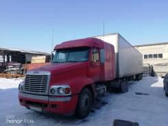 Тягач полуприцеп фургон 120 куб грузоперевозки из Китая и в Китай