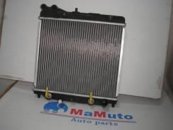 Радиатор охлаждения двигателя Honda Fit GD1, L13A