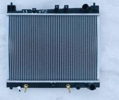 Радиатор охлаждения двигателя Toyota Vitz NCP13, 1NZFE