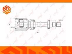 ШРУС внутренний Lynxauto CI7500 правый передний