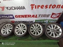 Оригинальные литые диски Toyota