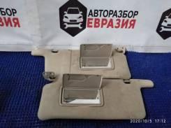 Козырек солнцезащитный левый Toyota Ipsum 2002 год, ACM21, 2AZ-FE