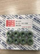 Колпачки маслосъёмные Musashi, комплект MV309 (8шт/упак)-Япония