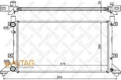 Радиатор системы охлаждения! VW LT28 2.3-2.8TDi 96> 10-25007-SX_ Stellox 1025007SX