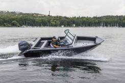Моторная лодка Волжанка 46 FISH