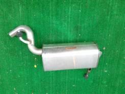 Глушитель Peugeot 508 задняя часть