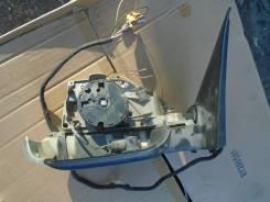 Volkswagen Touareg 2002-2007 корпус зеркала левого 14 контактов б/у