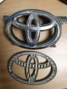 Эмблема Toyota LAND Cruiser