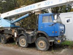 КамАЗ 6540, 2011