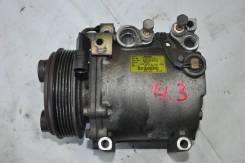 Компрессор кондиционера MMC Lancer Evolution 4 4G63T CN9A