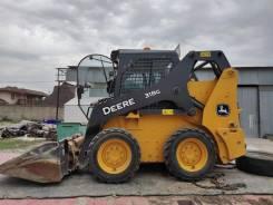 John Deere 318G, 2019