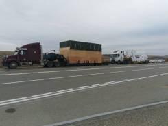 Грузоперевозки на трале, услуги по перевозке негабарита и спецтехники