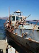 Продам корпус катера Горбач (двигатель отсутствует)