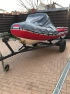 Продам моторную лодку BRIG 360
