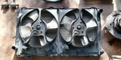 Радиатор с вентиляторами subaru