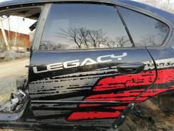 Дверь задняя левая Subaru Legacy BL5 2008
