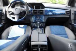 Накладки салона и зеркал, реснички, решетка радиатора Mercedes-Benz