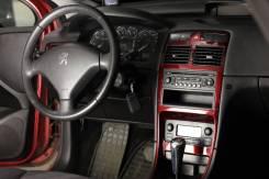 Накладки салона и зеркал, реснички, решетка радиатора Peugeot