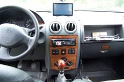 Накладки салона и зеркал, реснички, решетка радиатора Renault