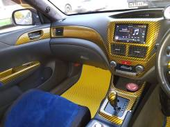 Накладки салона и зеркал, реснички, решетка радиатора Subaru
