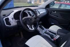 Накладки салона и зеркал, реснички, решетка радиатора Porsche